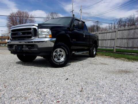 2004 Ford F-250 Super Duty for sale at JEFF MILLENNIUM USED CARS in Canton OH