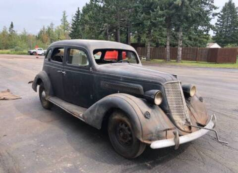 1934 Nash Big 6 for sale at Classic Car Deals in Cadillac MI