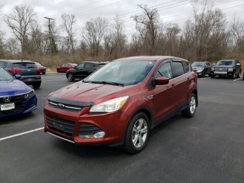 2015 Ford Escape for sale at White's Honda Toyota of Lima in Lima OH