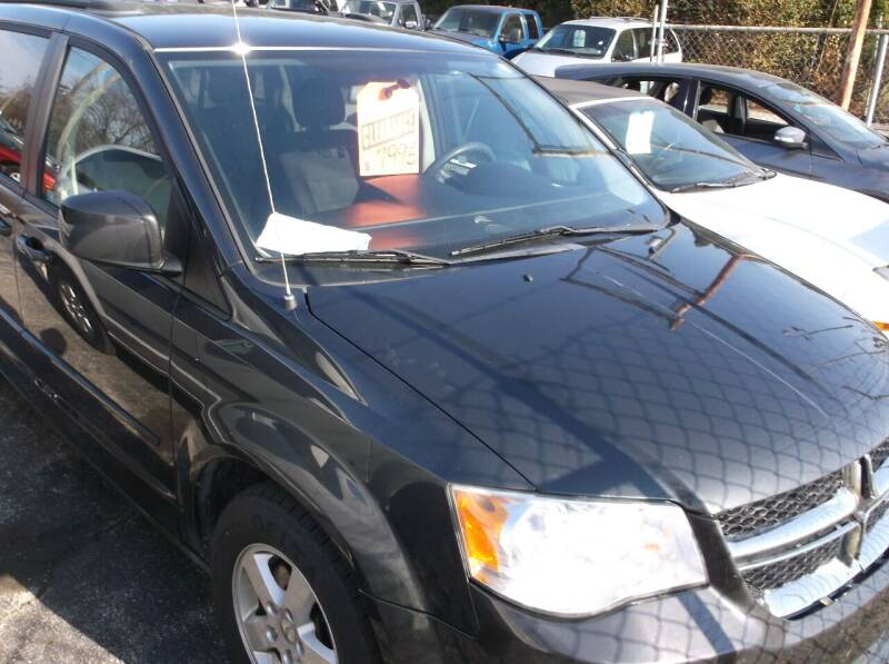 2011 Dodge Grand Caravan for sale at M & N CARRAL in Osceola IN