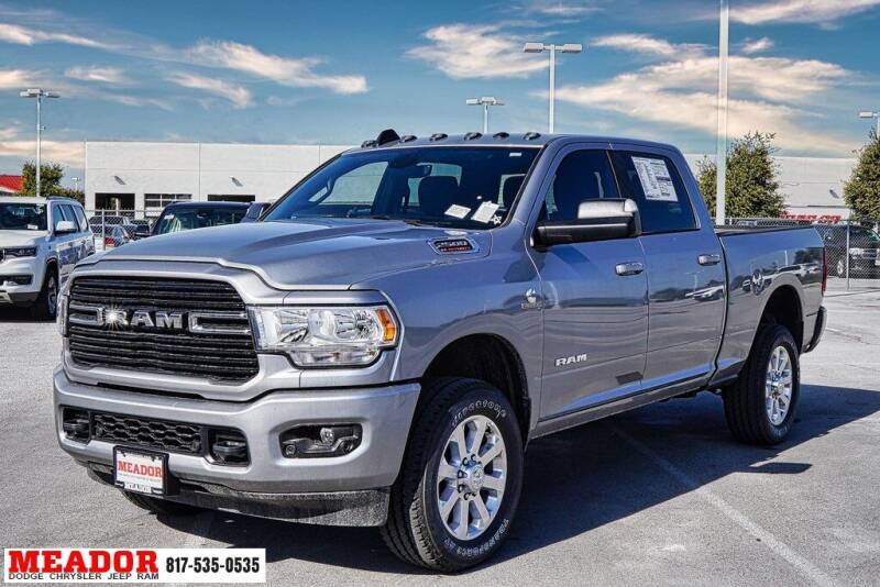 2021 RAM Ram Pickup 2500 for sale in Fort Worth, TX