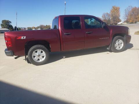 2008 Chevrolet Silverado 1500 for sale at BROTHERS AUTO SALES in Eagle Grove IA