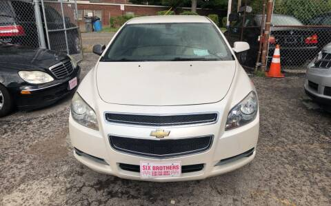 2011 Chevrolet Malibu for sale at Six Brothers Auto Sales in Youngstown OH