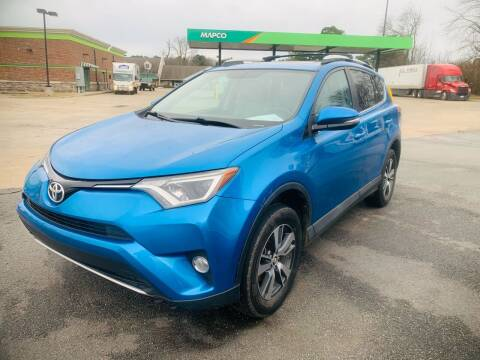 2016 Toyota RAV4 for sale at BRYANT AUTO SALES in Bryant AR