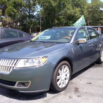 2012 Lincoln MKZ Hybrid for sale at Auto Cars in Murrells Inlet SC