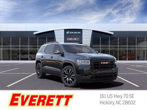 2021 GMC Acadia for sale at Everett Chevrolet Buick GMC in Hickory NC