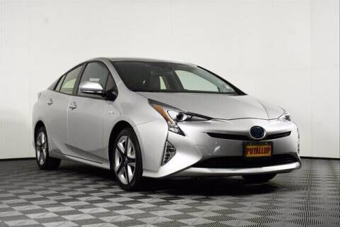 2016 Toyota Prius for sale at Chevrolet Buick GMC of Puyallup in Puyallup WA