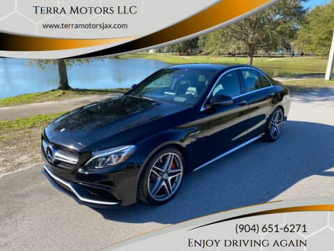2016 Mercedes-Benz C-Class for sale at Terra Motors LLC in Jacksonville FL