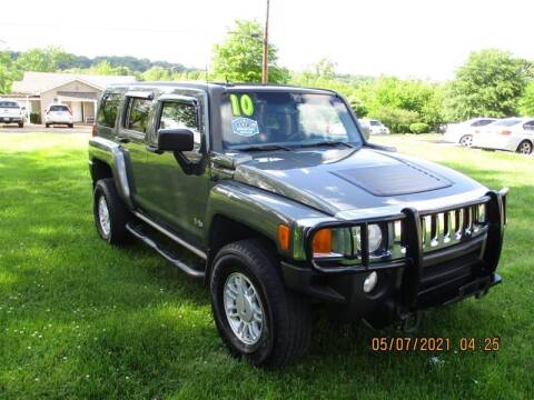 2010 HUMMER H3 for sale at Euro Asian Cars in Knoxville TN