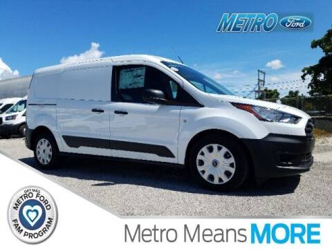 2020 Ford Transit Connect Cargo for sale at Your First Vehicle in Miami FL