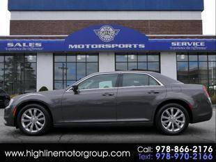 2018 Chrysler 300 for sale at Highline Group Motorsports in Lowell MA