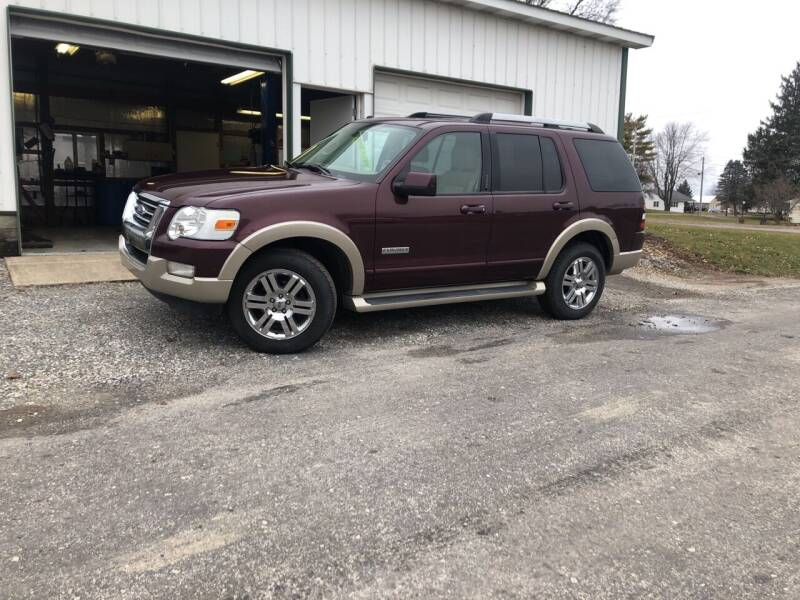 2007 Ford Explorer for sale at Purpose Driven Motors in Sidney OH