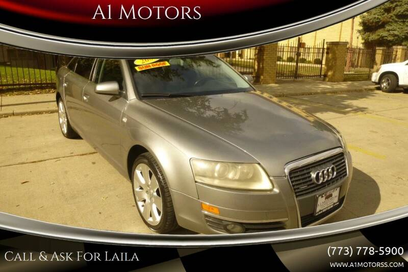 2006 Audi A6 for sale at A1 Motors Inc in Chicago IL