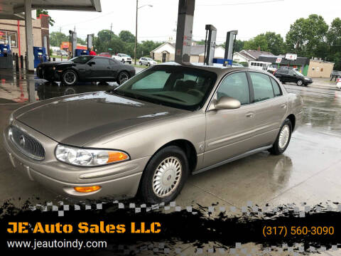 2000 Buick LeSabre for sale at JE Auto Sales LLC in Indianapolis IN