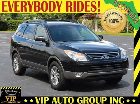 2012 Hyundai Veracruz for sale at VIP Auto Group in Clearwater FL