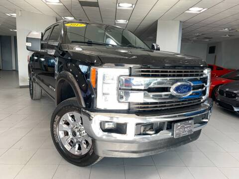 2017 Ford F-250 Super Duty for sale at Auto Mall of Springfield in Springfield IL