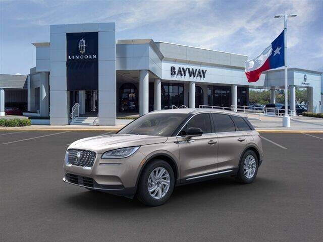 2021 Lincoln Corsair for sale at BAYWAY Certified Pre-Owned in Houston TX
