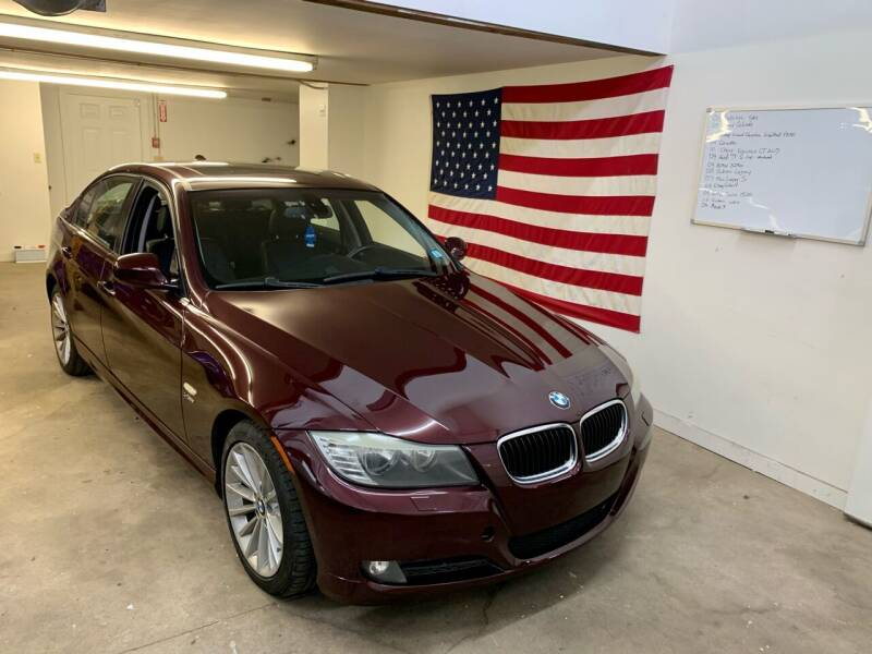 2009 BMW 3 Series for sale at ds motorsports LLC in Hudson NH