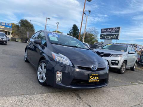 2011 Toyota Prius for sale at Save Auto Sales in Sacramento CA