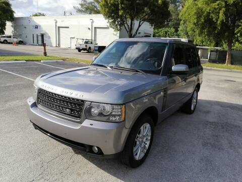 2011 Land Rover Range Rover for sale at Best Price Car Dealer in Hallandale Beach FL