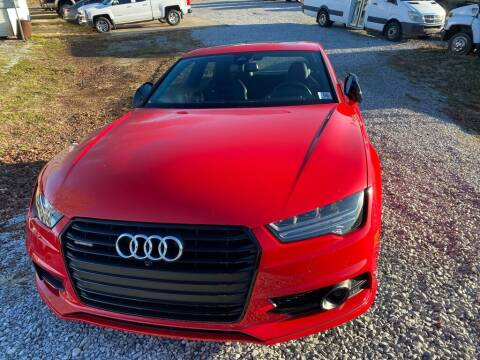 2017 Audi A7 for sale at Z Motors in Chattanooga TN