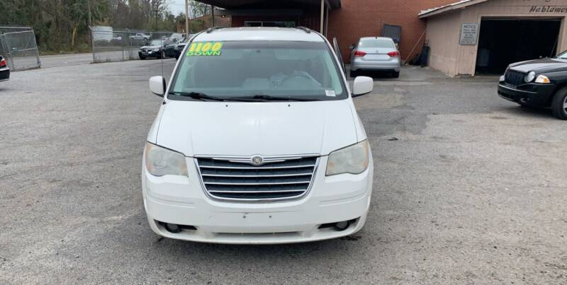 2010 Chrysler Town and Country for sale at Auto Mart in North Charleston SC