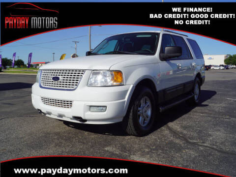 2006 Ford Expedition for sale at Payday Motors in Wichita KS