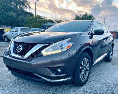 2017 Nissan Murano for sale at H.A. Twins Corp in Miami FL