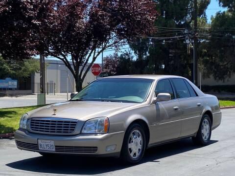 2003 Cadillac DeVille for sale at AutoAffari LLC in Sacramento CA