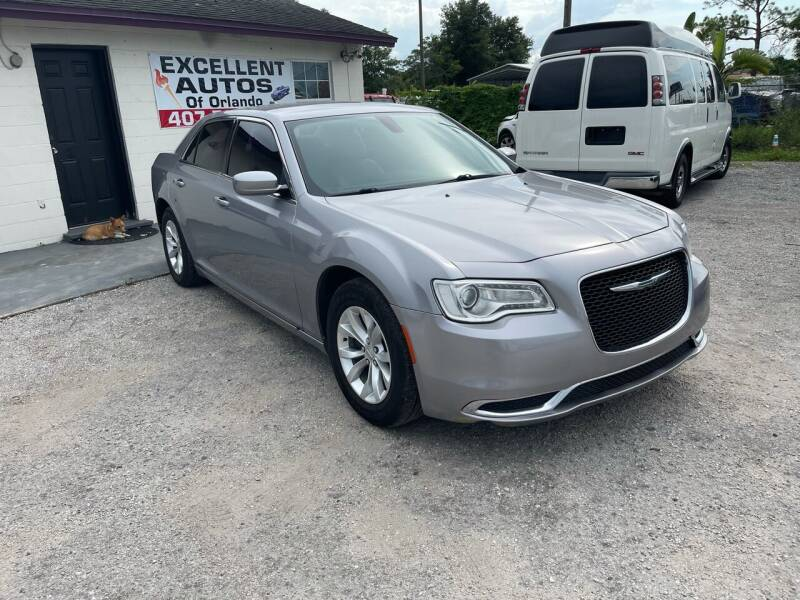 2015 Chrysler 300 for sale at Excellent Autos of Orlando in Orlando FL