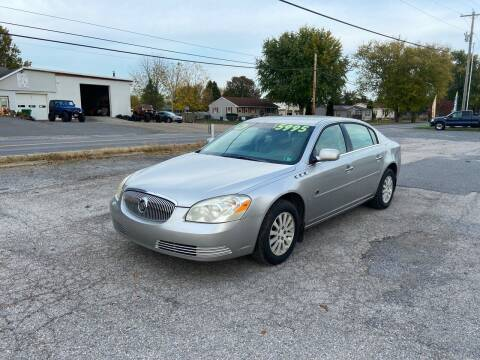 2006 Buick Lucerne for sale at US5 Auto Sales in Shippensburg PA