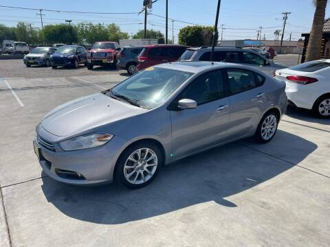 2015 Dodge Dart for sale at A AND A AUTO SALES in Gadsden AZ