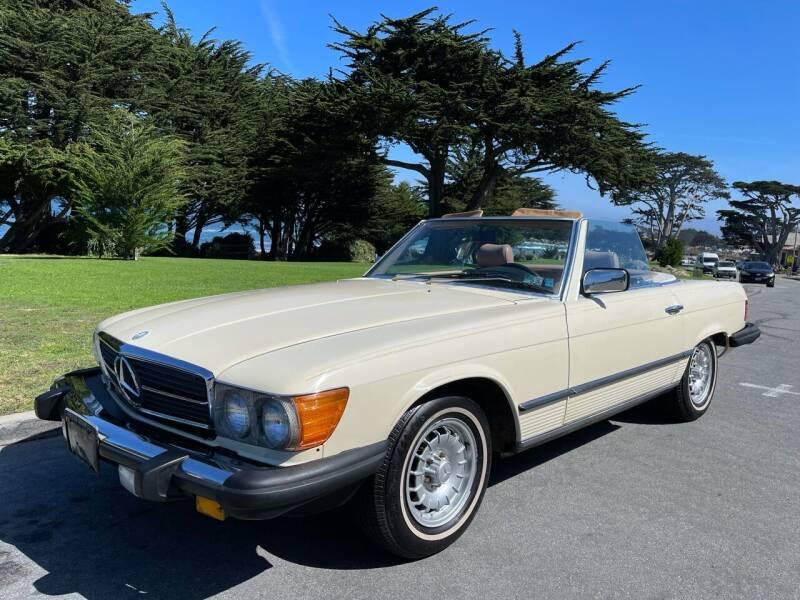 1984 Mercedes-Benz 380-Class for sale at Dodi Auto Sales in Monterey CA