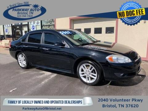 2014 Chevrolet Impala Limited for sale at PARKWAY AUTO SALES OF BRISTOL in Bristol TN