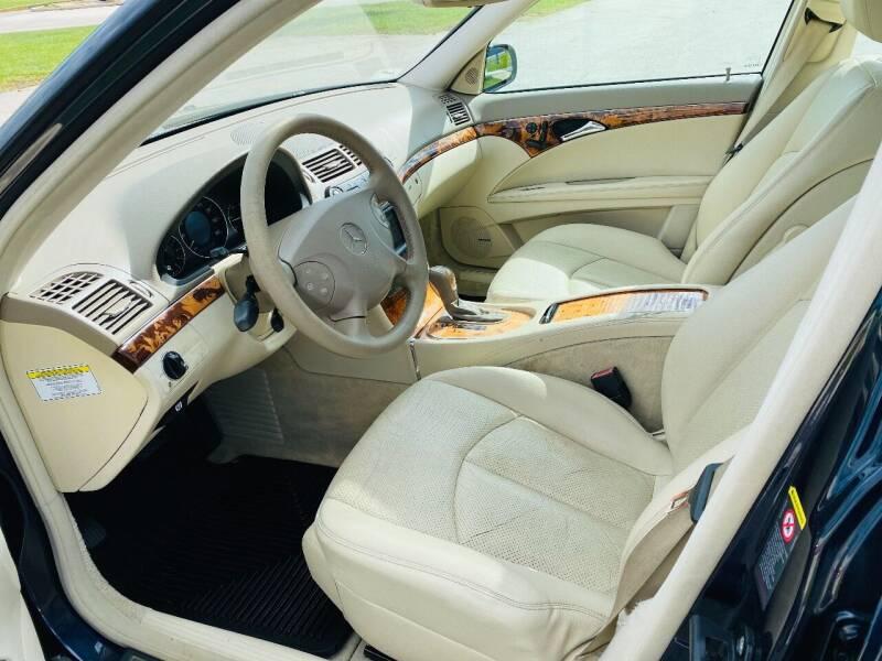 2006 Mercedes-Benz E-Class E 320 CDI 4dr Sedan - Saint Francis WI