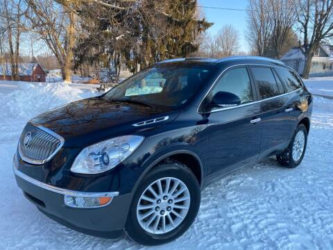 2012 Buick Enclave for sale at Kenny Vice Ford Sales Inc - USED Vehicle Inventory in Ladoga IN