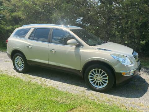 2009 Buick Enclave for sale at Kansas Car Finder in Valley Falls KS