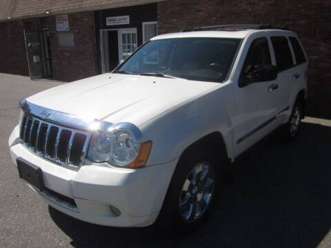 2008 Jeep Grand Cherokee for sale at Tewksbury Used Cars in Tewksbury MA