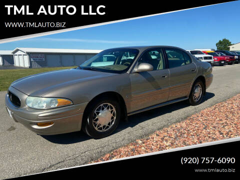 2004 Buick LeSabre for sale at TML AUTO LLC in Appleton WI
