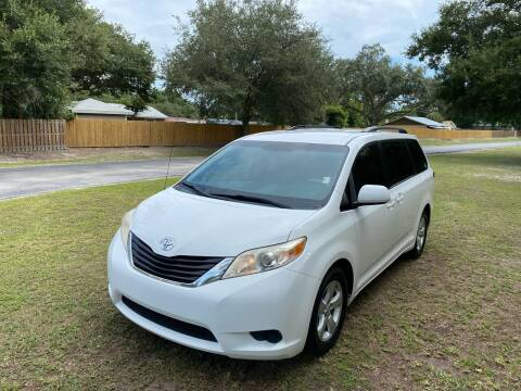 2014 Toyota Sienna for sale at Royal Auto Mart in Tampa FL