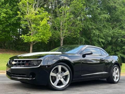 2010 Chevrolet Camaro for sale at Top Notch Luxury Motors in Decatur GA