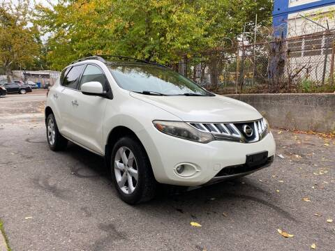 2009 Nissan Murano for sale at Mecca Auto Sales in Newark NJ