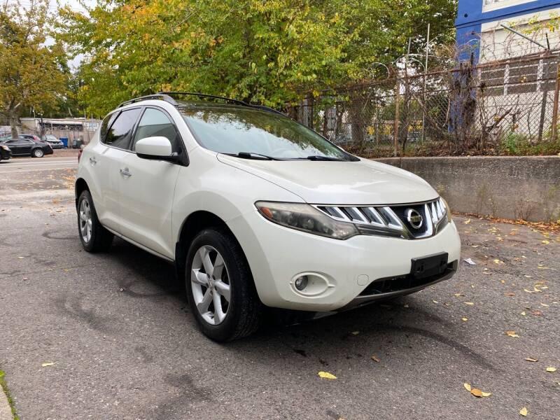 2009 Nissan Murano for sale at Mecca Auto Sales in Newark NJ
