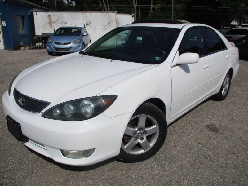 2005 Toyota Camry for sale at Dons Carz in Topeka KS