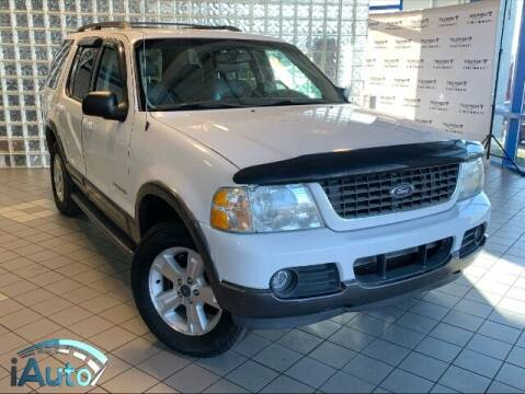 2002 Ford Explorer for sale at iAuto in Cincinnati OH