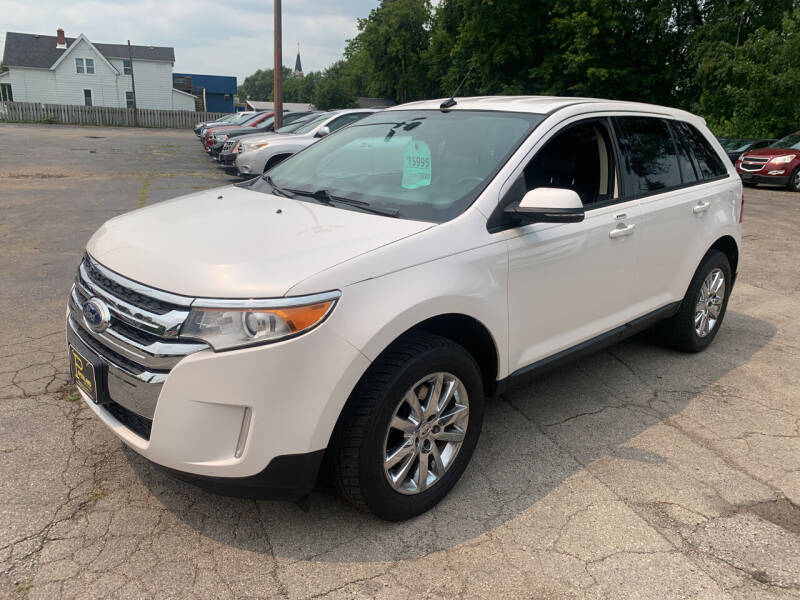 2013 Ford Edge for sale at PAPERLAND MOTORS - Fresh Inventory in Green Bay WI
