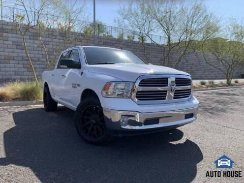 2017 RAM Ram Pickup 1500 for sale at MyAutoJack.com @ Auto House in Tempe AZ