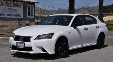 2015 Lexus GS 350 for sale at AMC Auto Sales, Inc. in Fremont CA