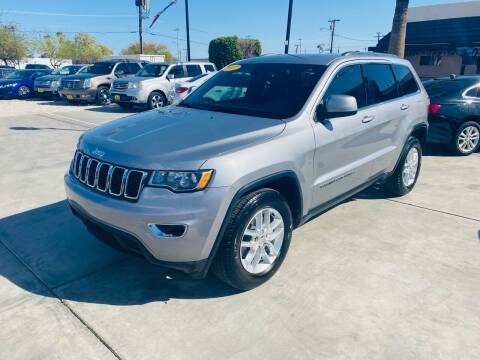 2017 Jeep Grand Cherokee for sale at A AND A AUTO SALES in Gadsden AZ