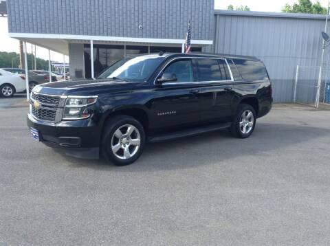 2015 Chevrolet Suburban for sale at Darryl's Trenton Auto Sales in Trenton TN